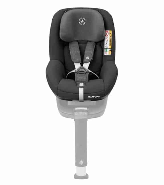 Maxi-Cosi Pearl Smart i-Size test