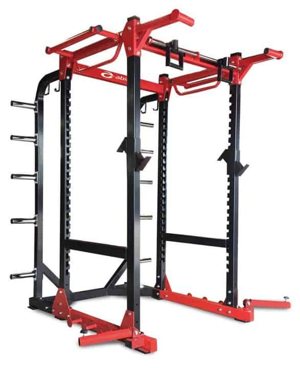 Abilica PowerRack 8005 test