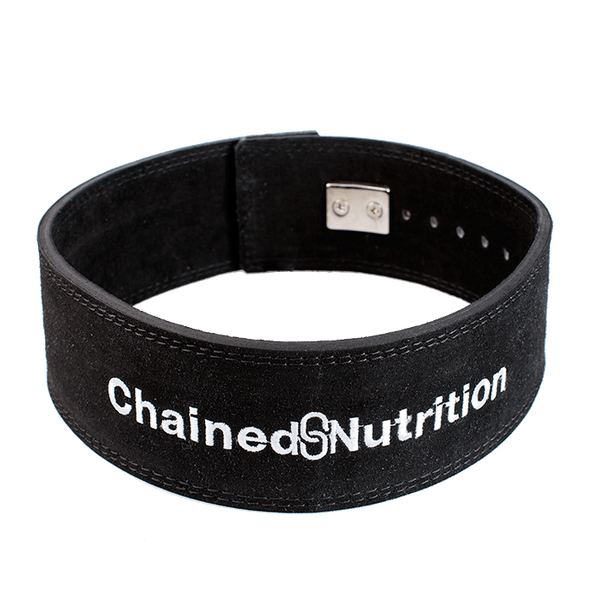 Chained nutrition treningsbelte test