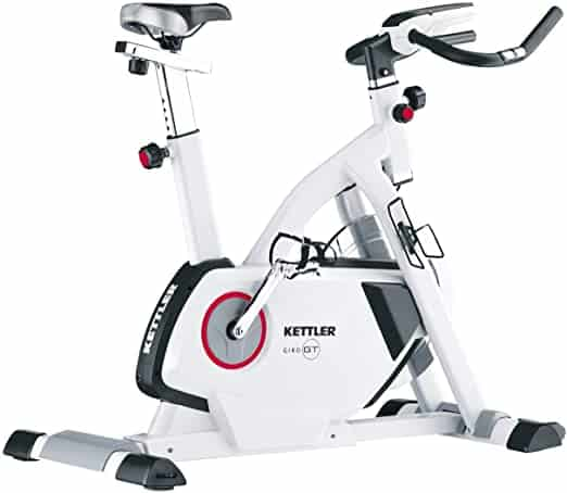 Kettler Speed 500 Spinning Bike test