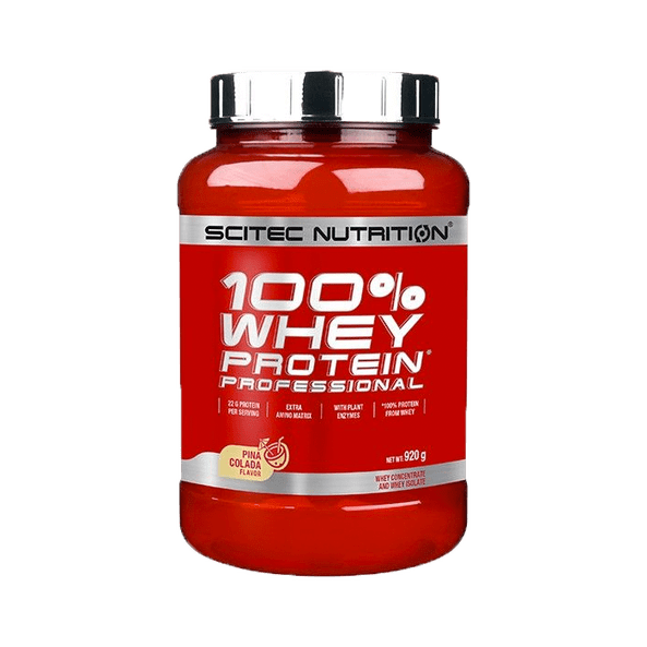 100% Whey Protein Professional test