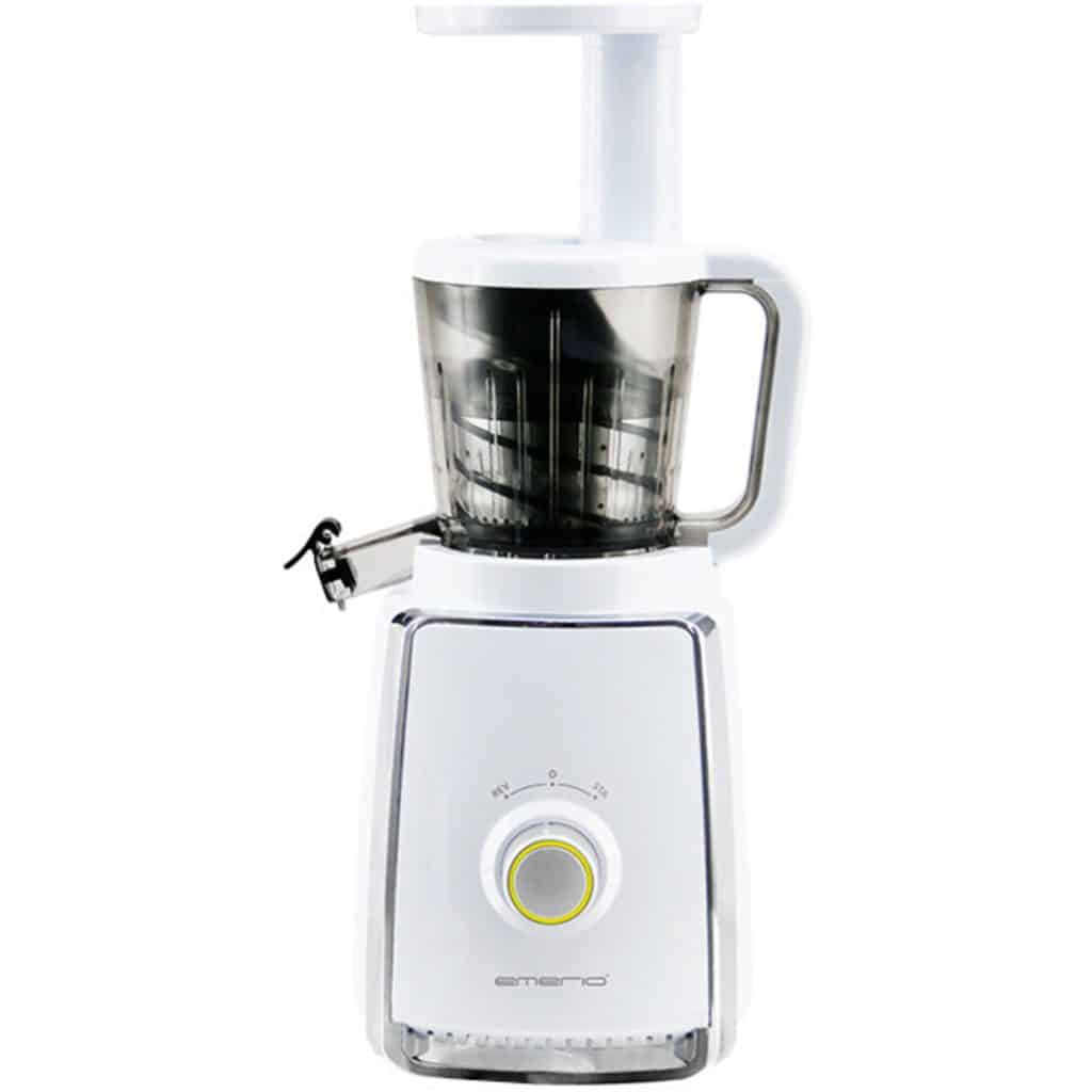 Emerio Slow Juicer test