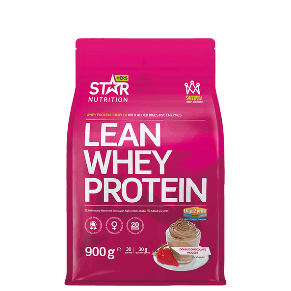 Lean Whey Protein test