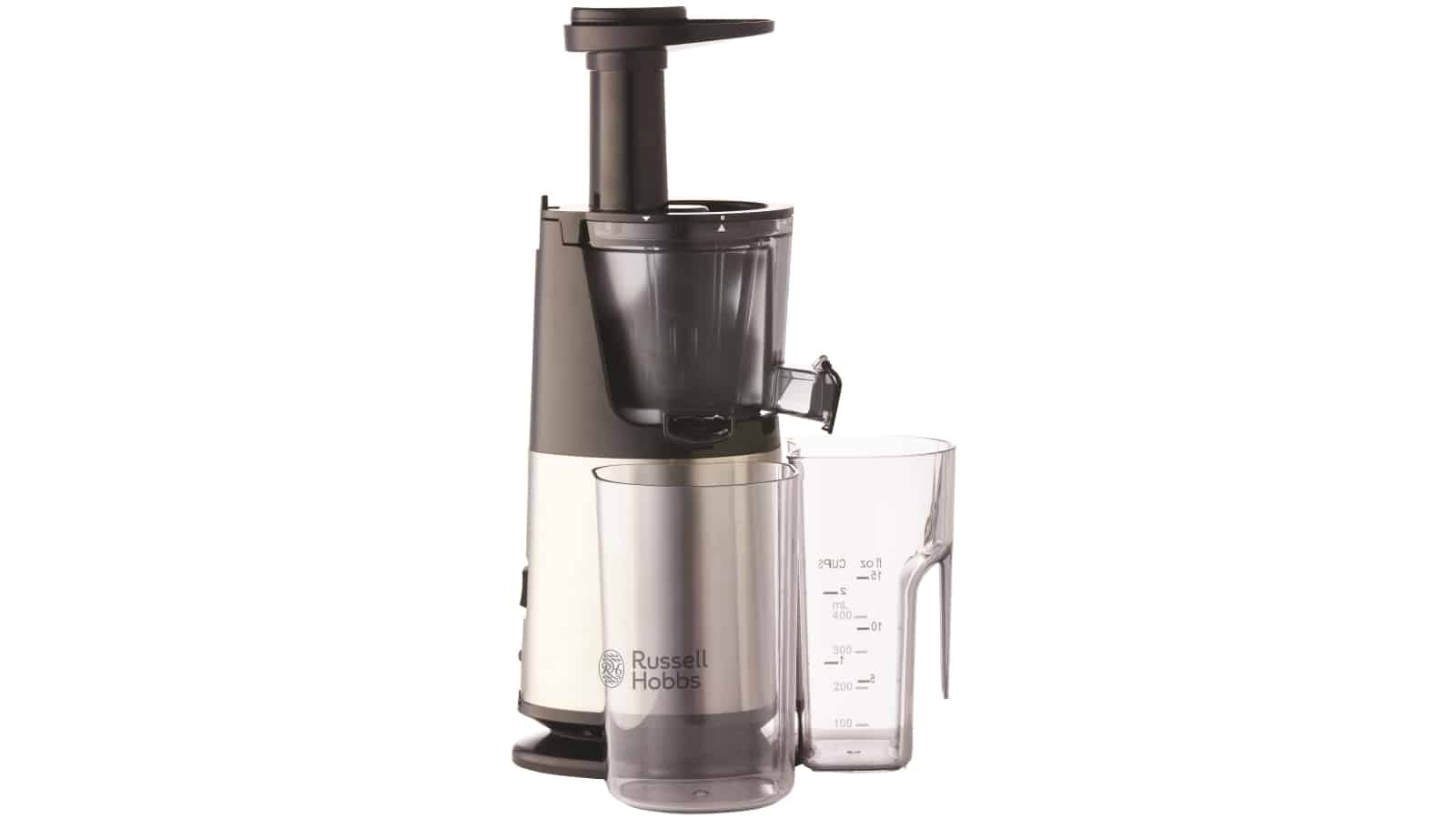 Russell Hobbs Slow Juicer test