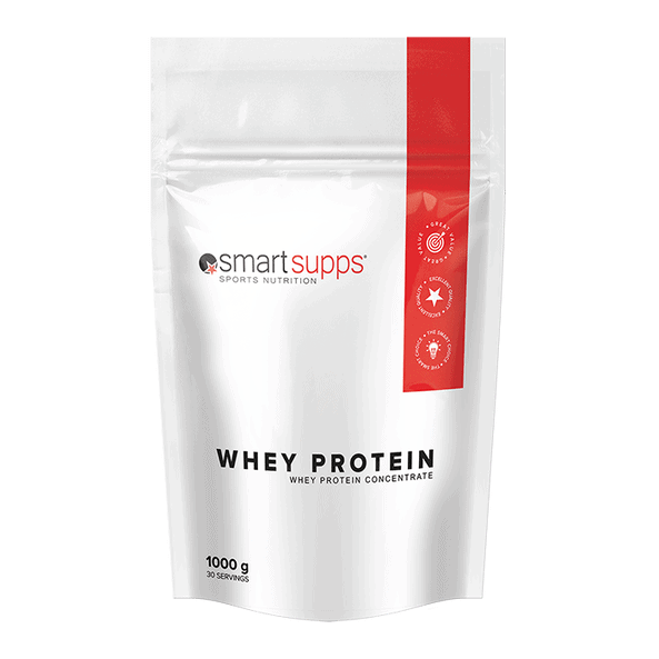 SmartSupps Whey Protein test