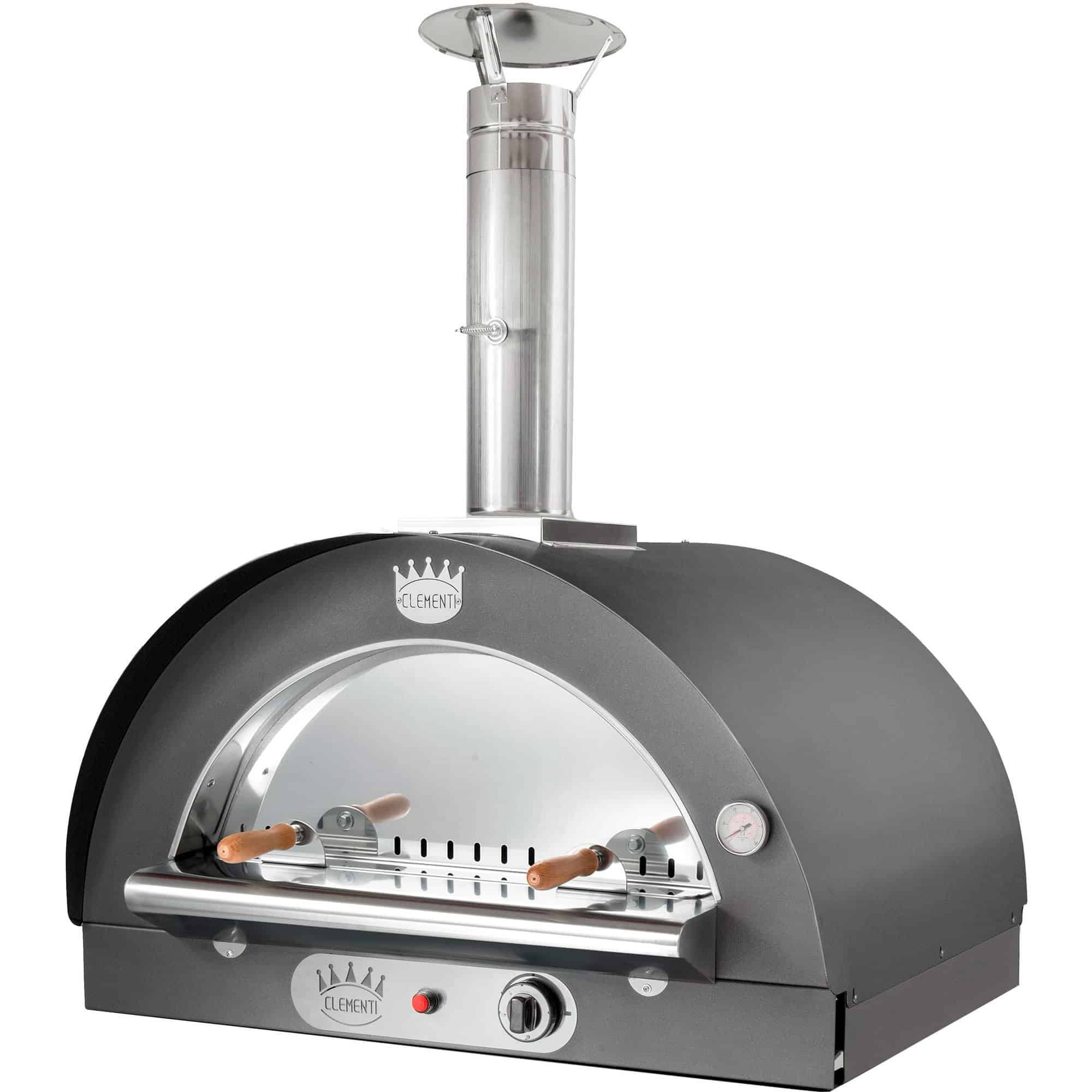 Clementi Family Gas Pizzaovn test