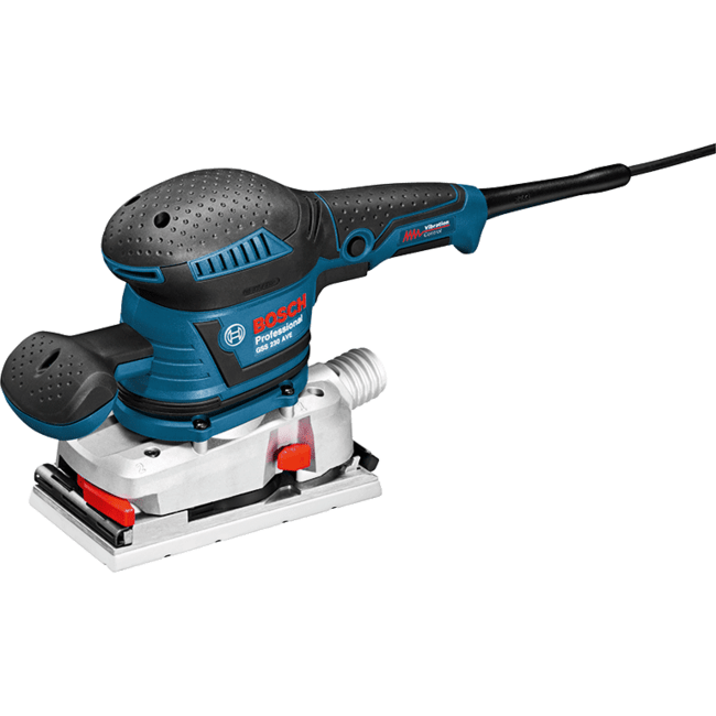Bosch GSS 230 AVE Professional test